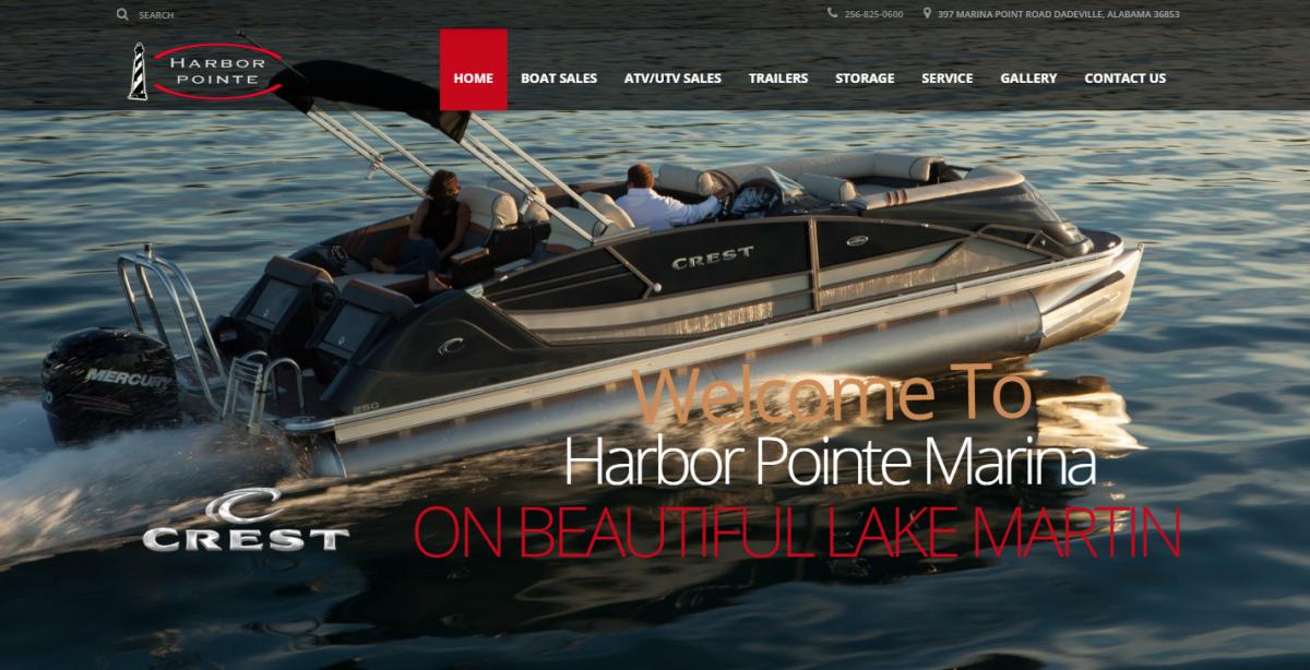 Harbor Pointe Marina