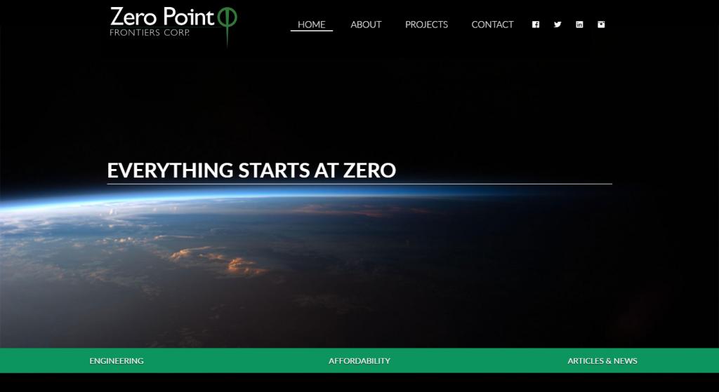 Zero Point Frontiers Corp