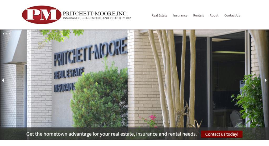 Pritchett Moore Real Estate