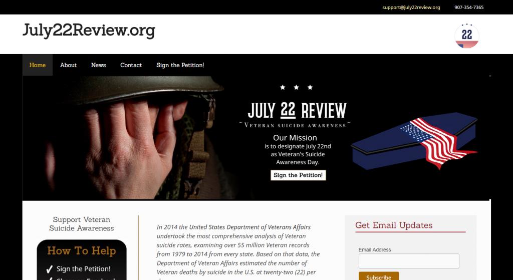 July 22 Review and Mahto Enterprises