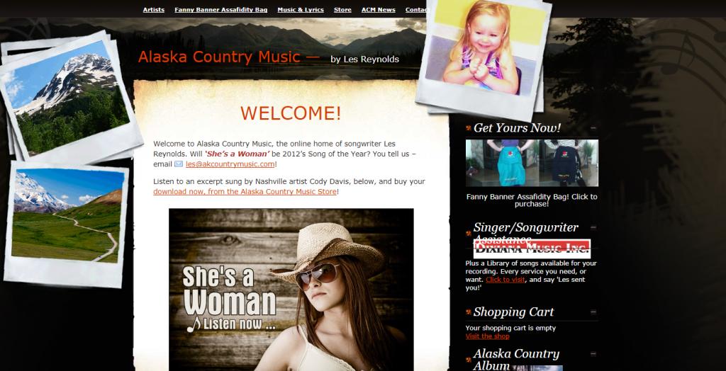 Alaska Country Music