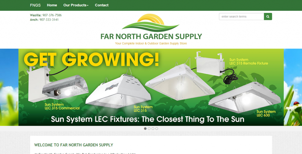 Far North Garden Supply