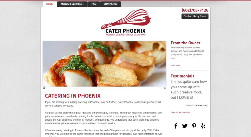 Cater Phoenix