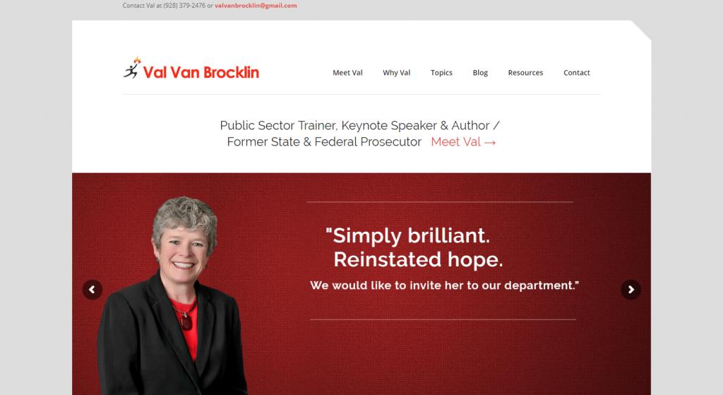 Valerie Van Brocklin