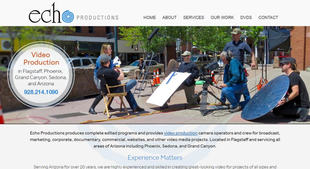 Echo Productions, LLC