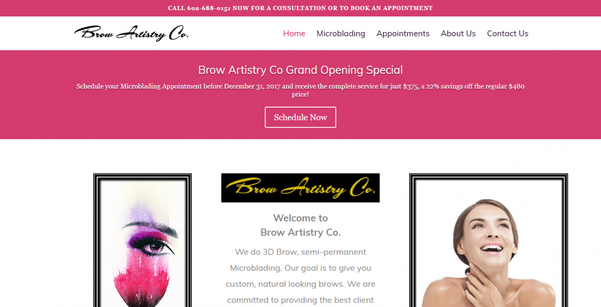 Brow Artistry Co