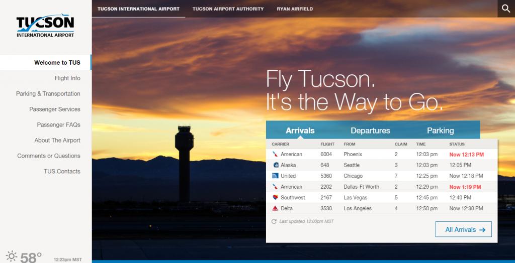Fly Tucson