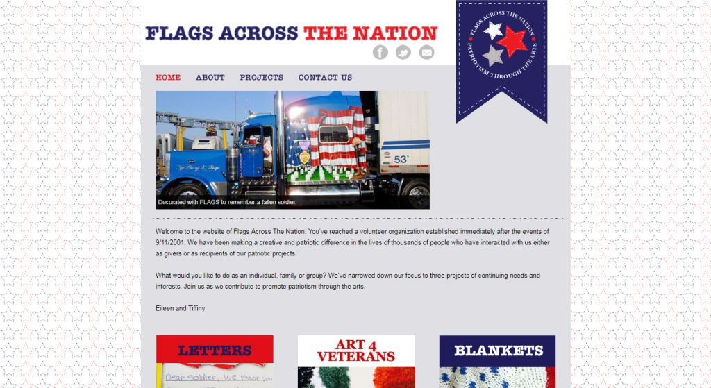 Flags Across The Nation Gets a New Look!
