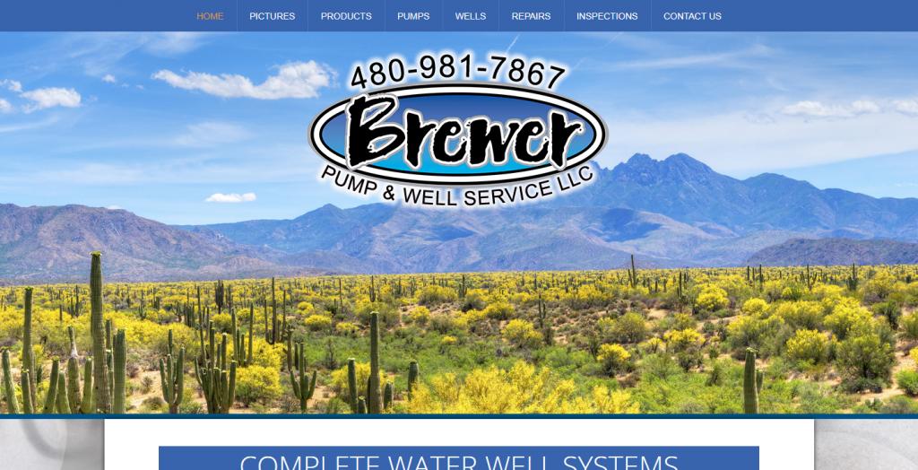 Brewer Pump & Well Service LLC