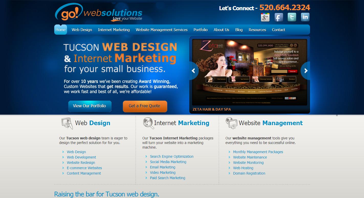 Go Web Solutions Inc