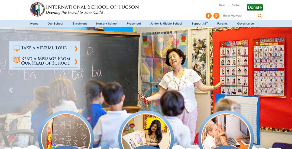 INTERNATIONAL SCHOOL OF TUCSON
