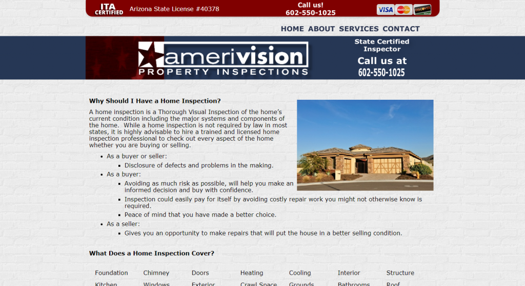 Amerivision Property Inspections