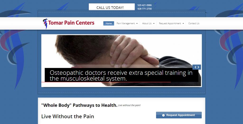 Tomar Pain Center