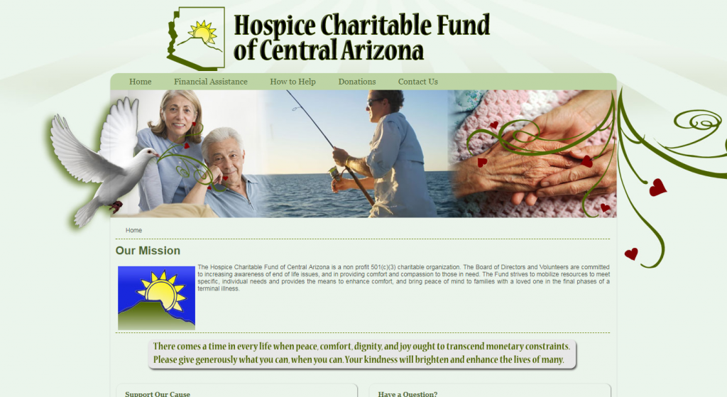 Hospice Charitable Fund of Central Arizona