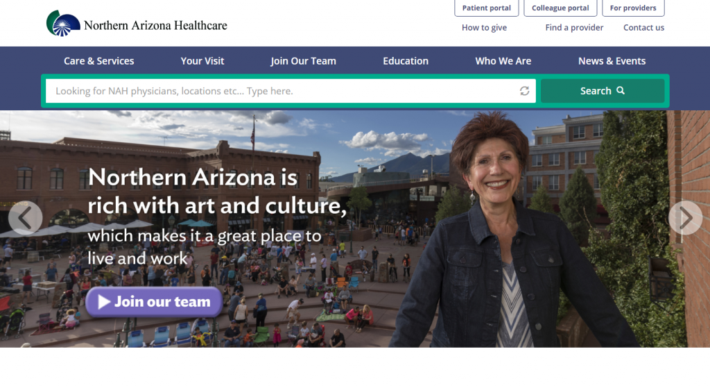 Northern Arizona Health (NAH)