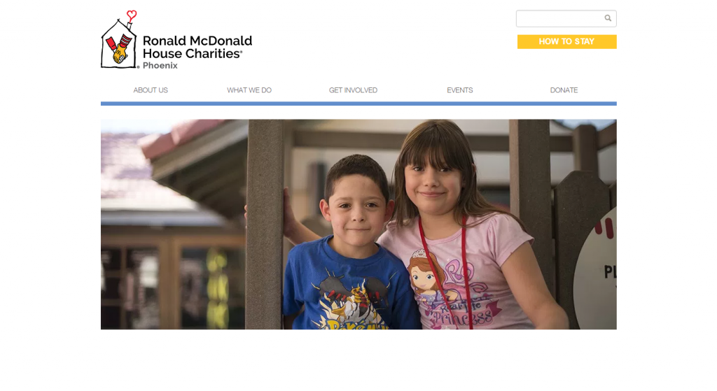 Ronald McDonald House Charities of Phoenix
