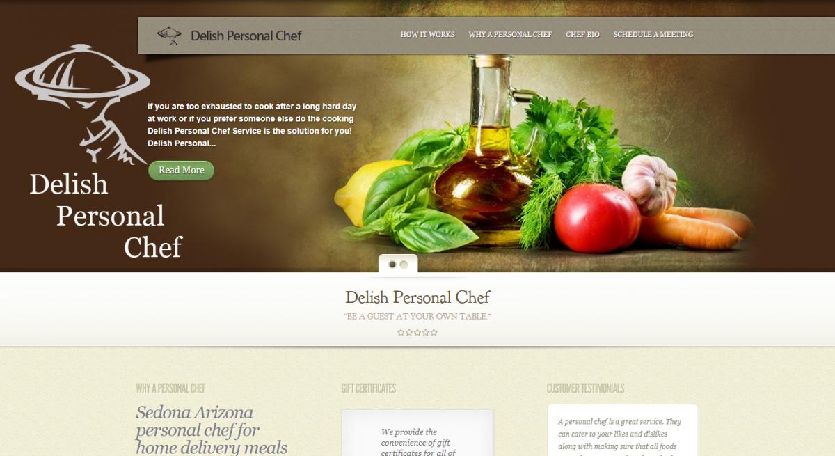 Delish Personal Chef