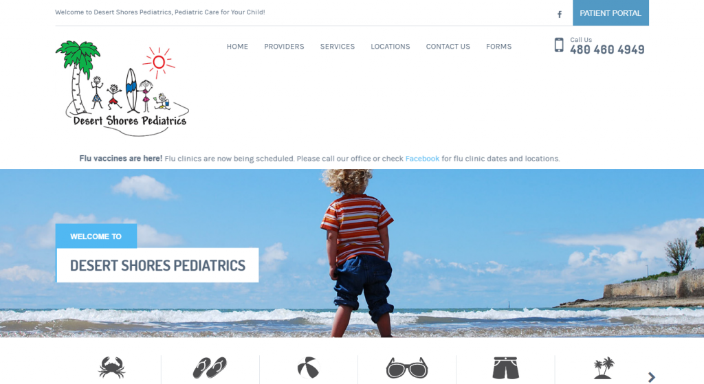 Desert Shores Pediatrics