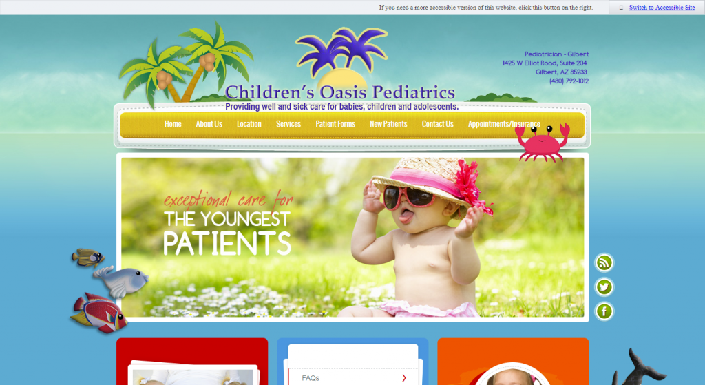 Children's Oasis Pediatrics
