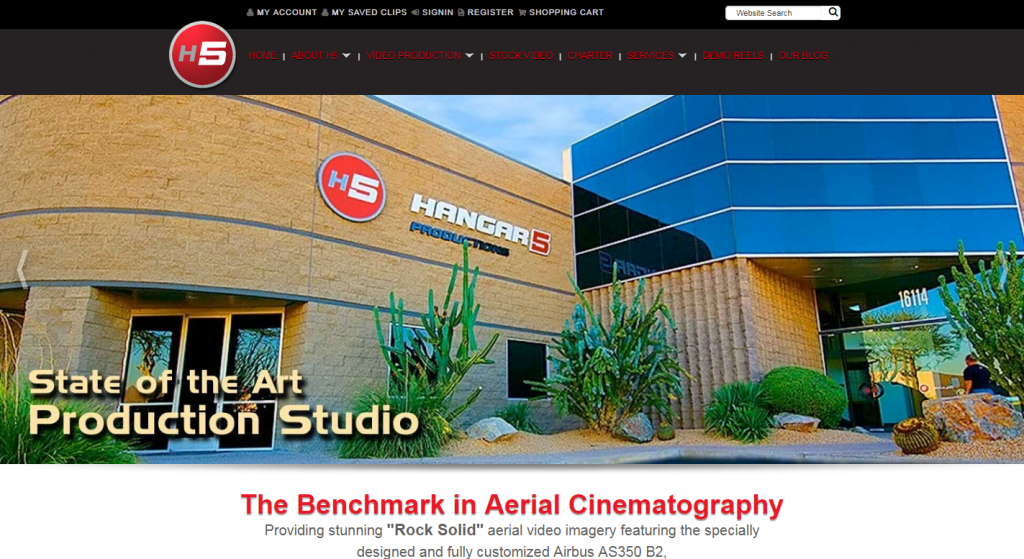 H5 Media Aerial Cinematography