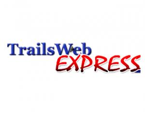 TrailsWeb Express Logo