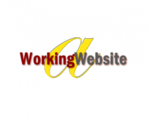 A Working Website Logo