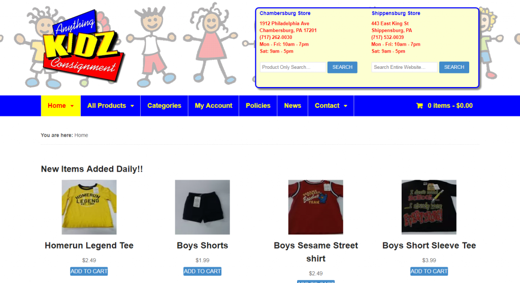 Anything Kidz Consignment Shop