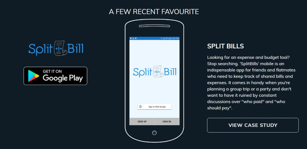 Split-Bills