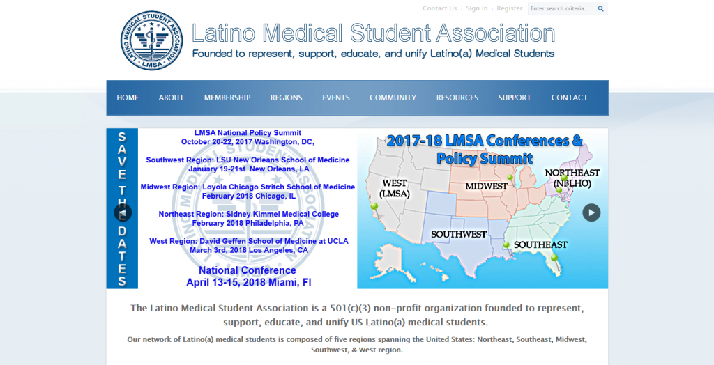 LMSA - Latino Medical Student Association