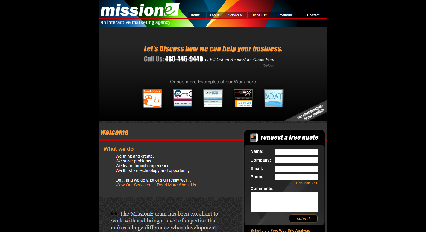 Mission E Commerce, LLC