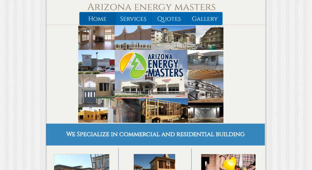 Arizona energy masters