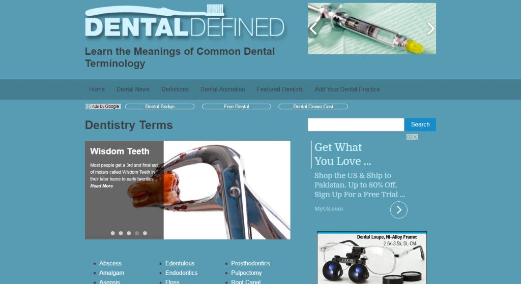 Dental-Definitions