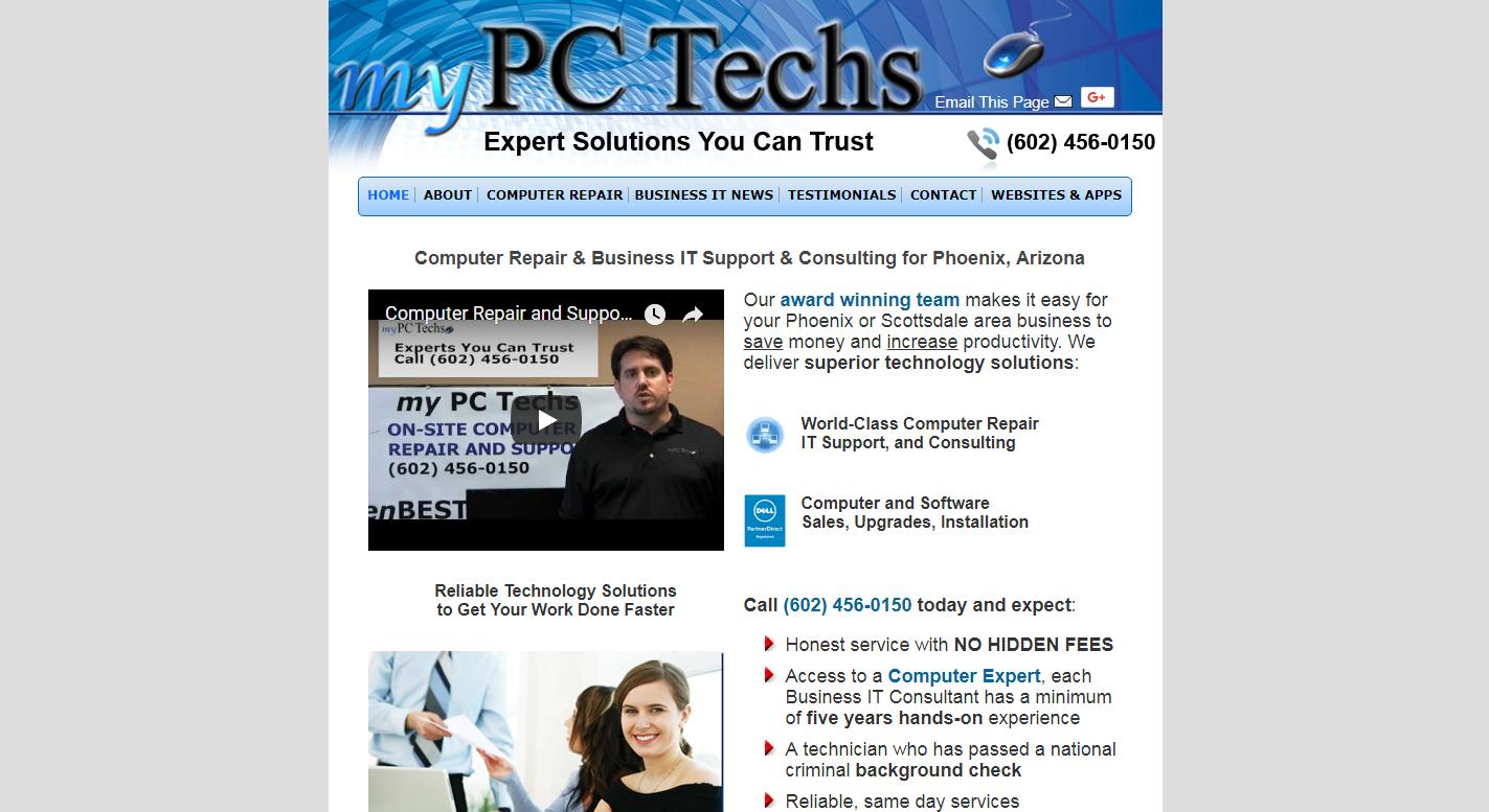 my PC Techs