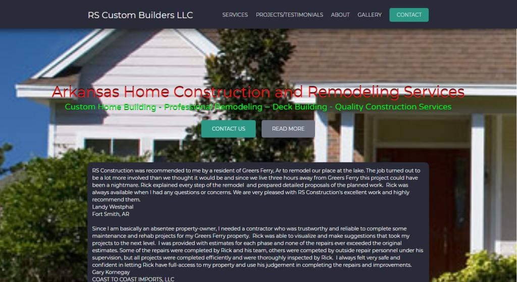 ARKANSAS CUSTOM BUILDERS, LLC