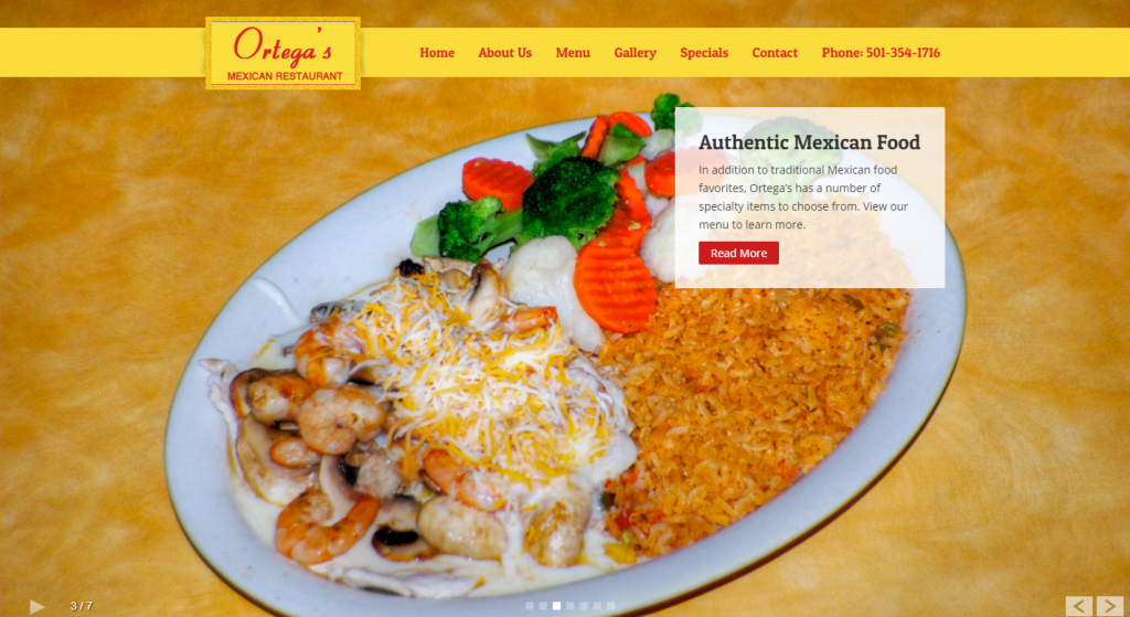 Ortega's Mexican Restaurant