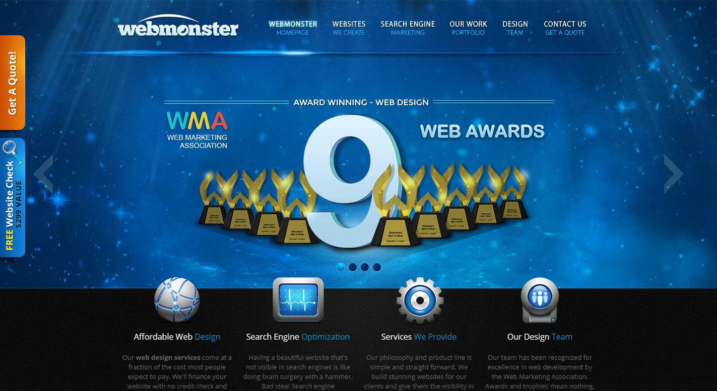 Webmonster