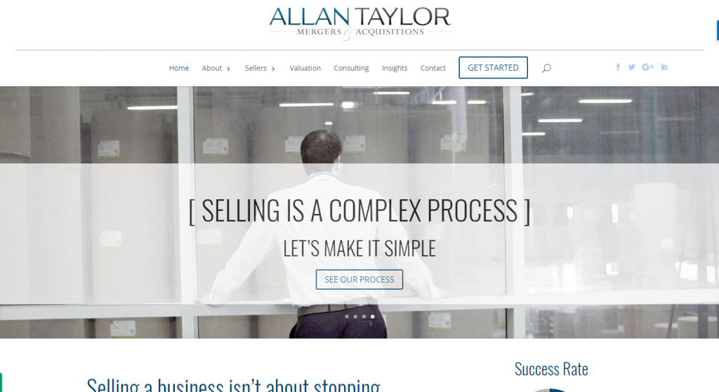 Allan Taylor Mergers and Acquisitions