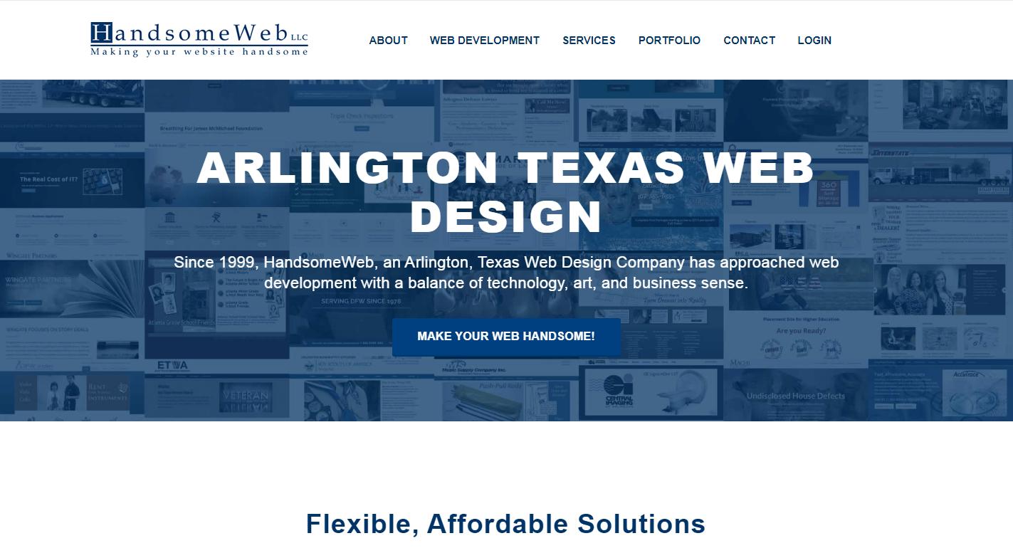 HandsomeWeb LLC