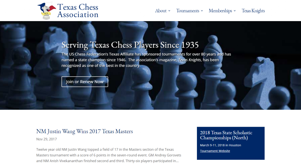 The Texas Chess Association
