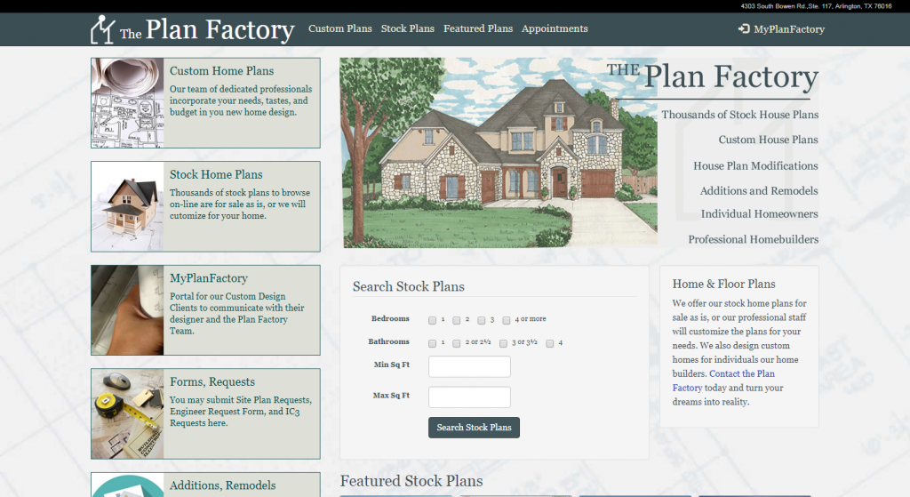 The Plan Factory