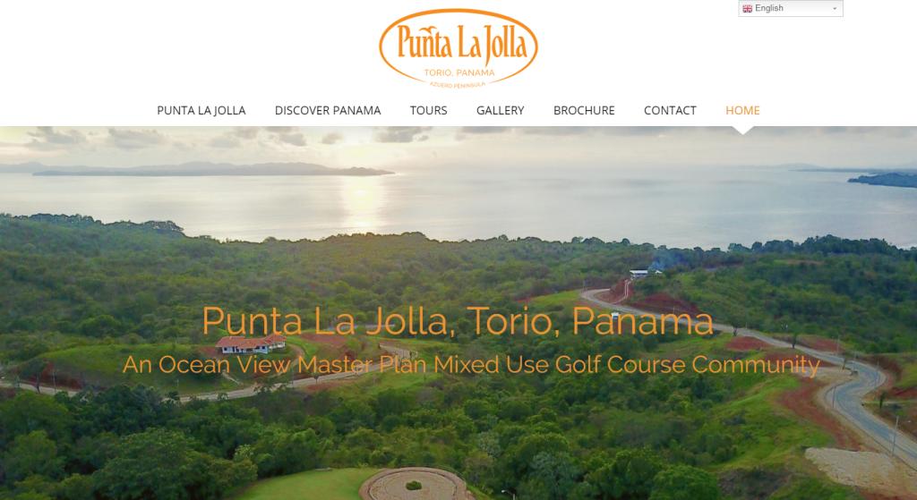 Punta La Jolla, Torio, Panama