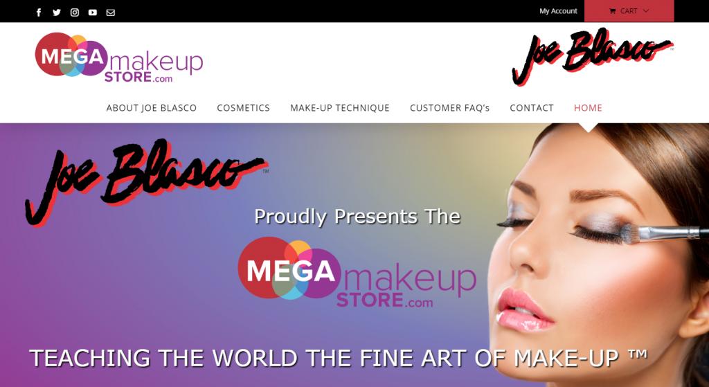 Mega Makeup Store