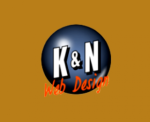 K & N Web Design Logo