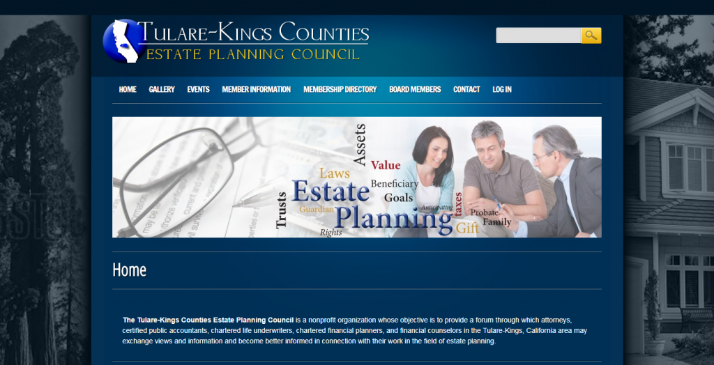 Tulare-Kings Counties Estate Planning Council