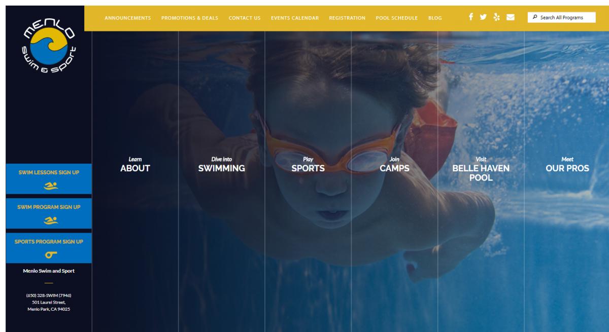 Menlo Swim & Sport