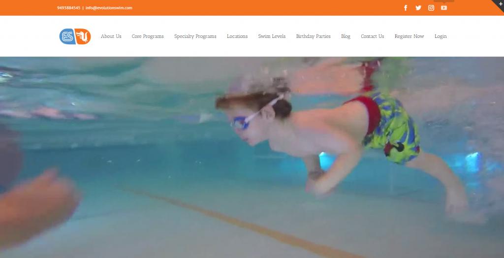 Evolution Swim Academy