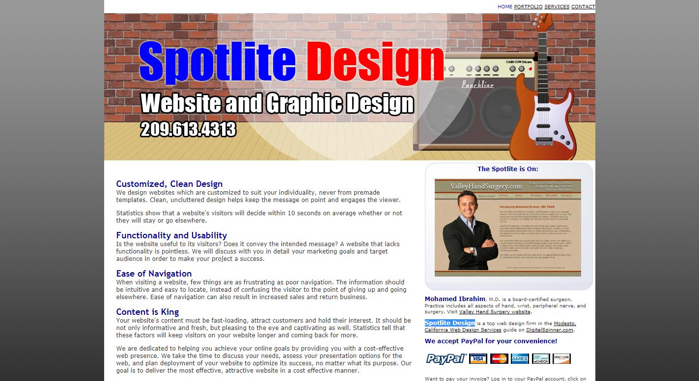 Spotlite Design