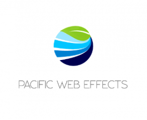 Pacific Web Effects Logo