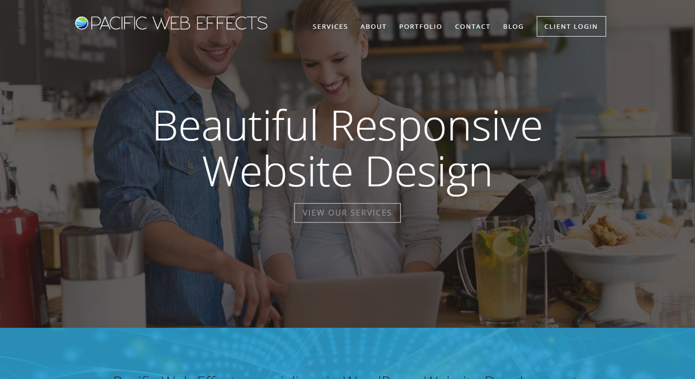 Pacific Web Effects
