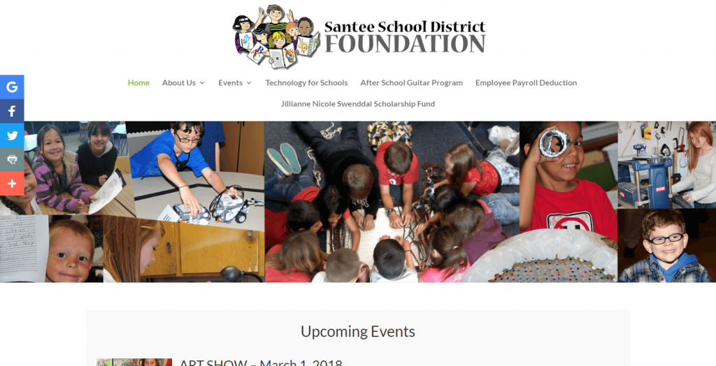 BEFORE – Santee School District Foundation